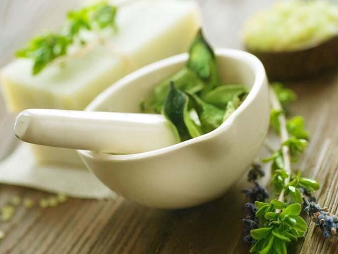 herbal element